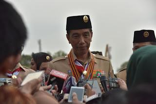 Profesional Dominan, Presiden Jokowi Tegaskan Kabinet Adalah Hak Prerogatif