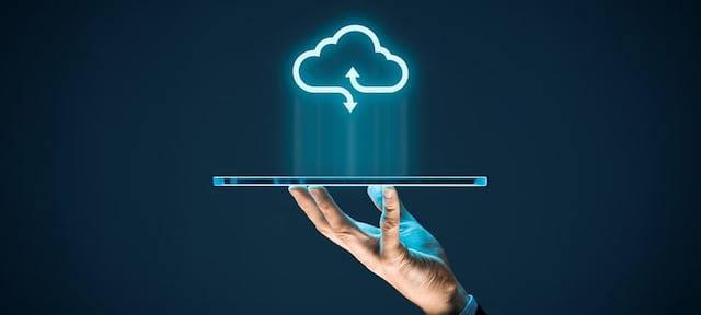 Cloud backup