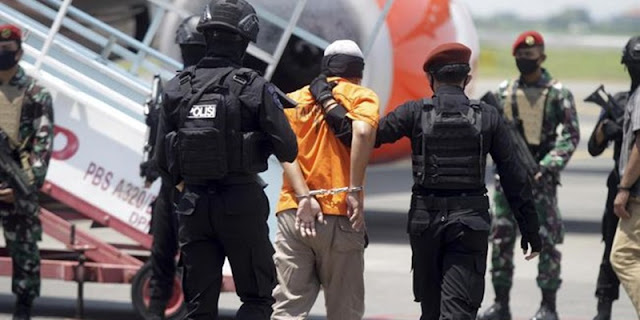 Ternyata, Terduga Ter*ris yang Ditangkap Densus 88 Pegawai Farmasi BUMN