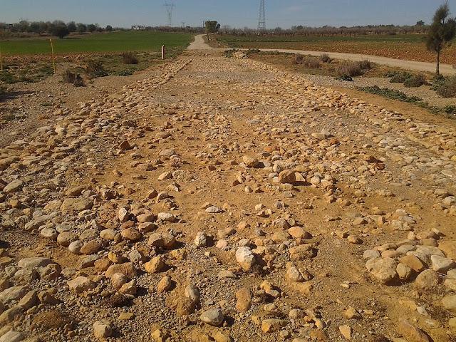 Las vías romanas que aún utilizamos.