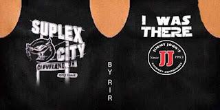 Brock Lesnar New T-shirt (1-4-18) (RIR)
