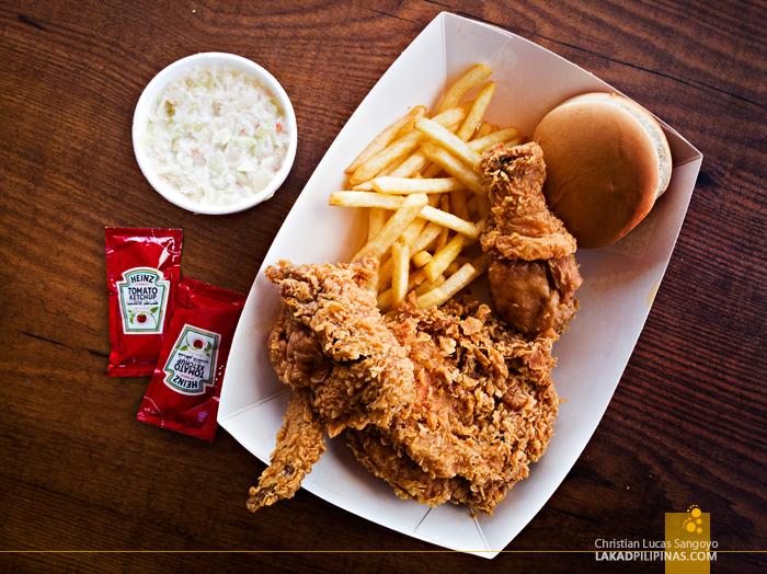 KFC Casablanca Food Trip
