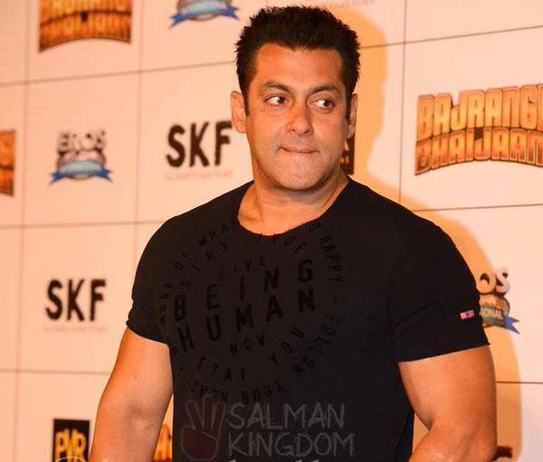 Salman Khan wallpaper At Bajrangi Bhai Jaan Promo