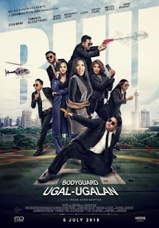 Download Film Bodyguard Ugal-Ugalan (2018) Full Movie