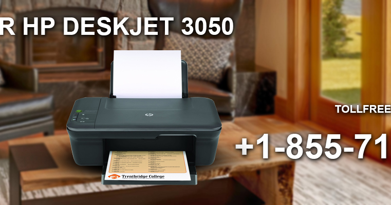 how to connect hp deskjet 3050 printer to wifi