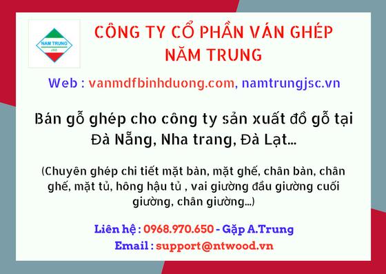 Bán gỗ khách hàng tại Đà nẵng, Nha Trang, đà Lạt