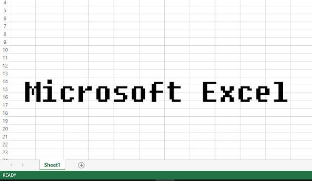 Pengertian Sheet, Cell, Range, dan Formula Bar di Microsoft Excel
