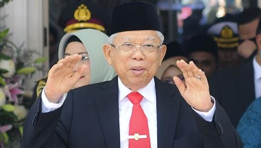Maruf Amin: Tantangan Pemuda Jadikan Indonesia Negara Maju