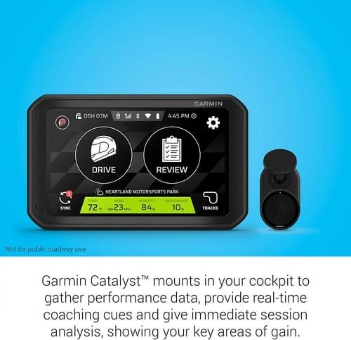 Review Garmin Catalyst Driving Performance Optimizer