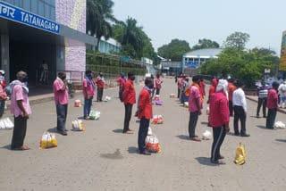 koolie-relief-distribution-jamshedpur