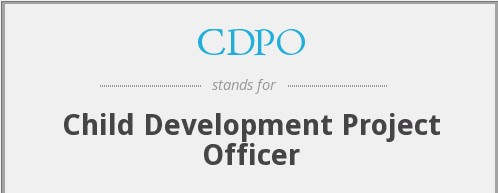 How to become a CDPO Officer