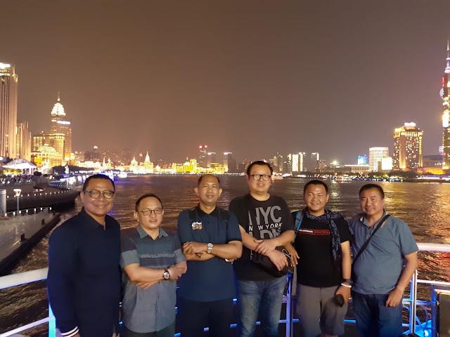 Shanghai Jadi Kota Modern Dalam 27 Tahun