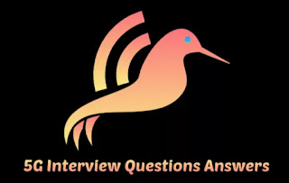 5G Interview Questions Answesrs