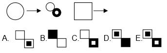 contoh tes psikotes padanan hubungan gambar