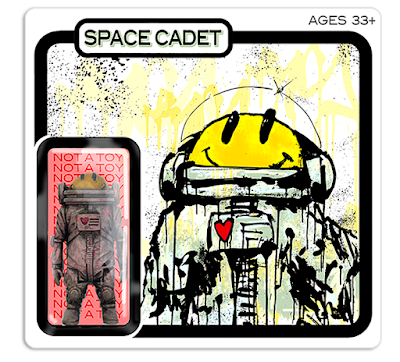 Designer Con 2020 Exclusive Space Cadet Resin Figure by RYCA x DKE Toys