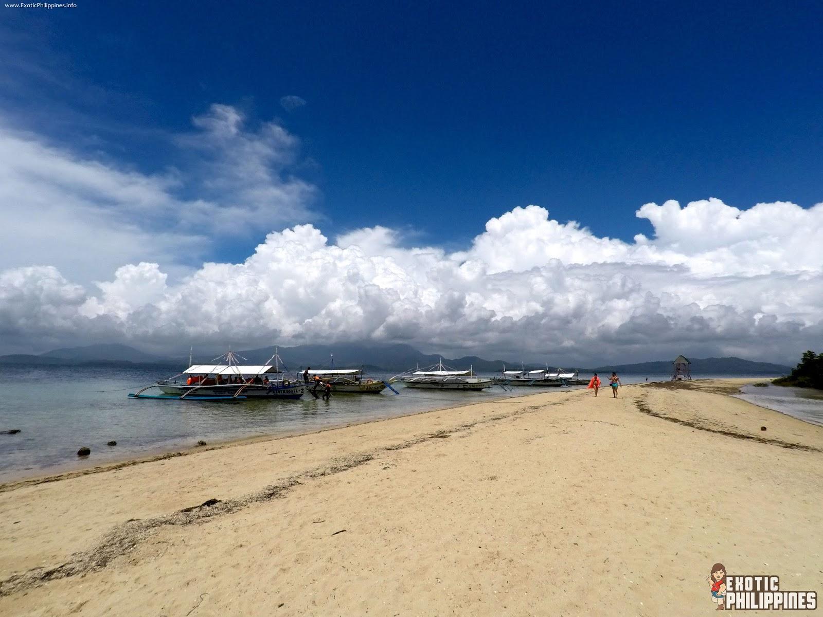 Lunch Stop at Starfish Island Honday Bay Puerto Princesa Palawan Philippines Travel Blog Blogger G Dumaguing Vlogger