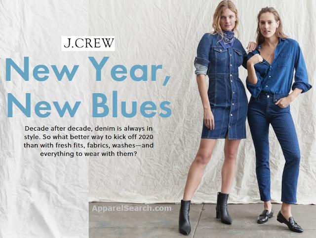 J.Crew New Blue