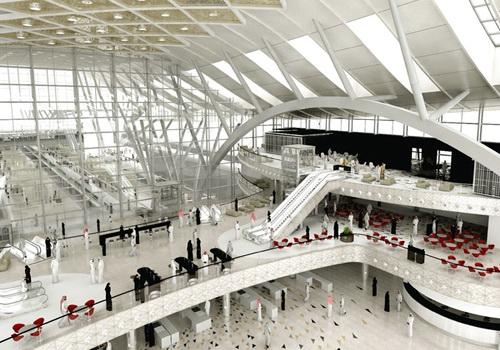 مطار الملك عبد العزيز الدولي King Abdulaziz International Airport