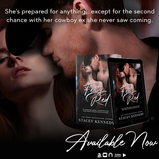 She's prepared for anything... except for the second chance with her cowboy ex she never saw coming.