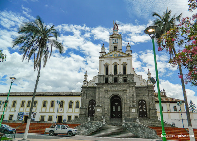 Catedral La Matriz, Cotacachi, Equador