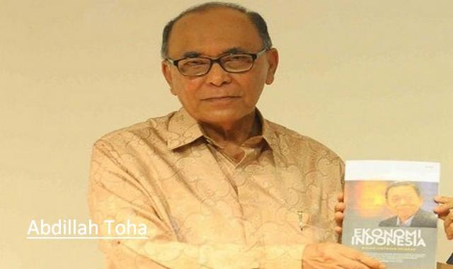 Abdillah Toha, Pendukung Fanatik Jokowi Ungkap Kekecewaannya