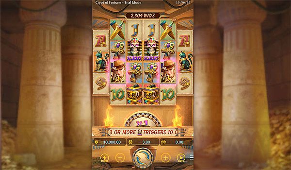 Main Gratis Slot Indonesia - Raider Jane's Crypt of Fortune PG Soft