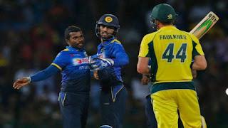 Sri Lanka vs Australia 2nd ODI 2016 Highlights