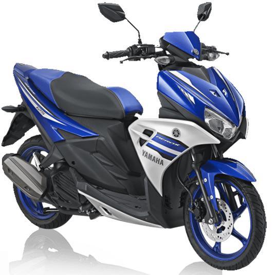 Harga Yamaha Aerox 125 terbaru