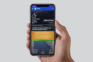 aplikasi pendeteksi banjir