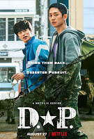 D.P. Season 1 Dual Audio [Hindi-DD5.1] 720p HDRip