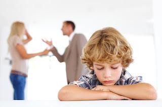Consejos para hablar de divorcio con los hijos