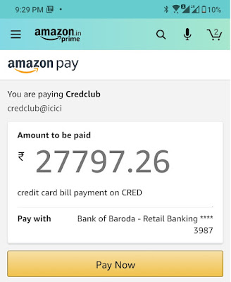 Amazon Pay Payment