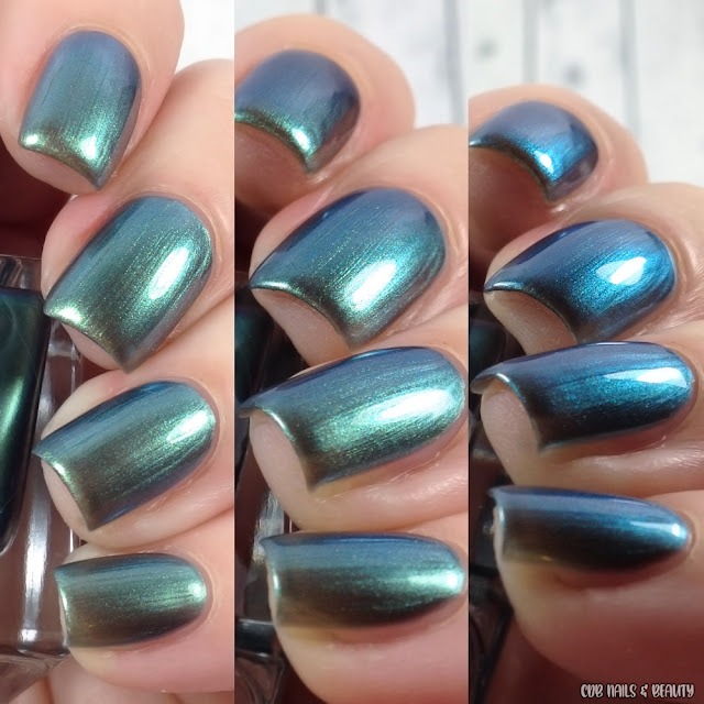Night Owl Lacquer-Lost In a Book