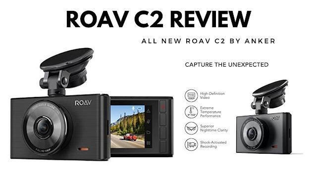 Roav Dash Cam C2 Review