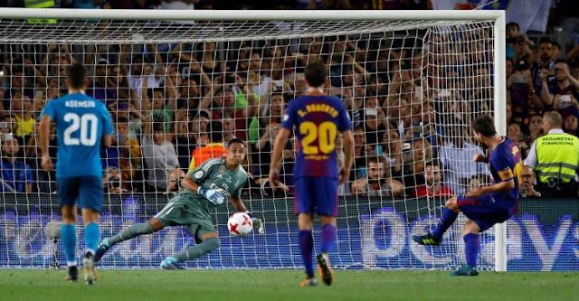 Ronaldo thẻ đỏ, Real Madrid vẫn hiên ngang rời Camp Nou 4