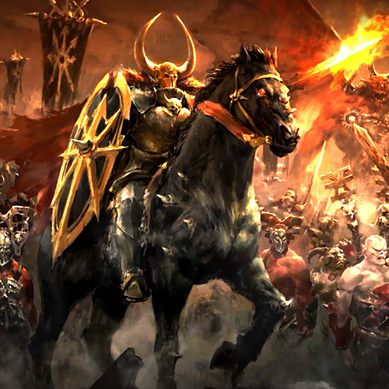 Chaos Warriors Total War Warhammer Wallpaper Engine