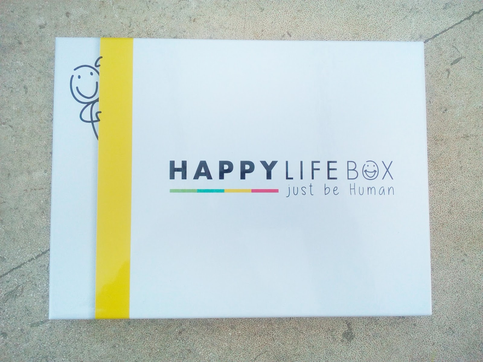 Happy Life Box Septembre