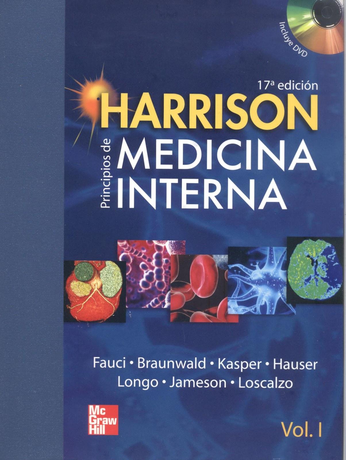 libro harrison principios de medicina interna pdf