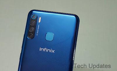 Infinix S5 Unboxing, Photo Gallery