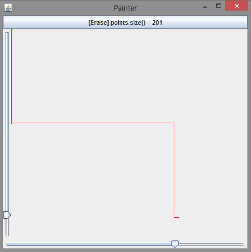 codebytes: JSlider Color Painter GUI Java [Swing]