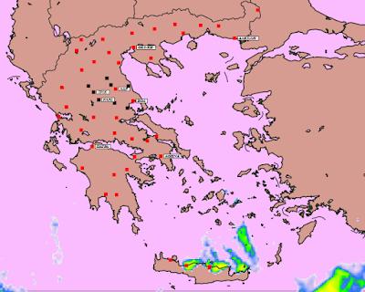 3 - Πρόγνωση Ελλάδας-Θεσσαλίας 17-19/2/2020