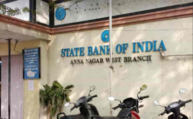 SBI • (ANNANAGAR WEST, CHENNAI) • NEW Branch