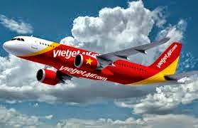 Đặt vé máy bay Vietnam airlines, Vietjet, Jetstar giá rẻ