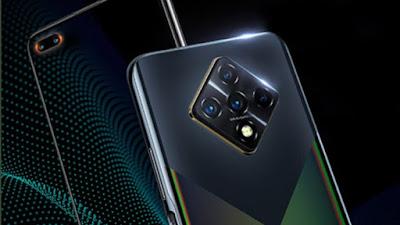 كاميرات هاتف أنفينكس زيرو 8 Infinix Zéro 8: