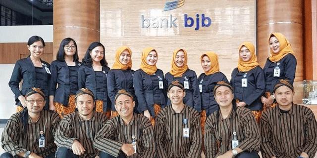 Lowongan Kerja Frontliner dan Supporting/Bisnis Bank BJB All Area Banten