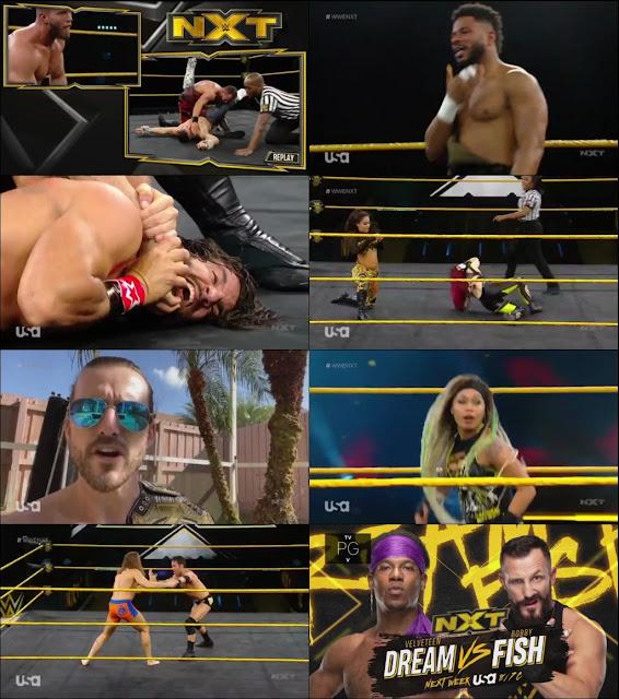 WWE NXT 25 March 2020 480p WEBRip