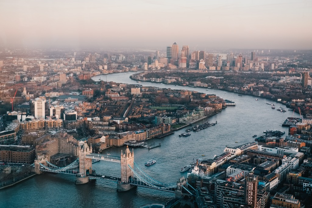 facts about london for kids