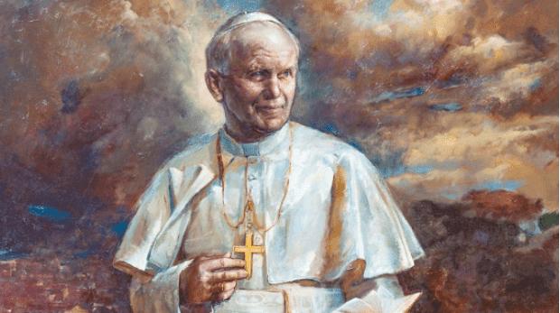 Doa untuk mengetahui kehendak Tuhan dari St. Yohanes Paulus II