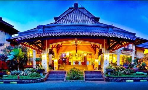 Alamat 5 Hotel terbaik di Batu Malang