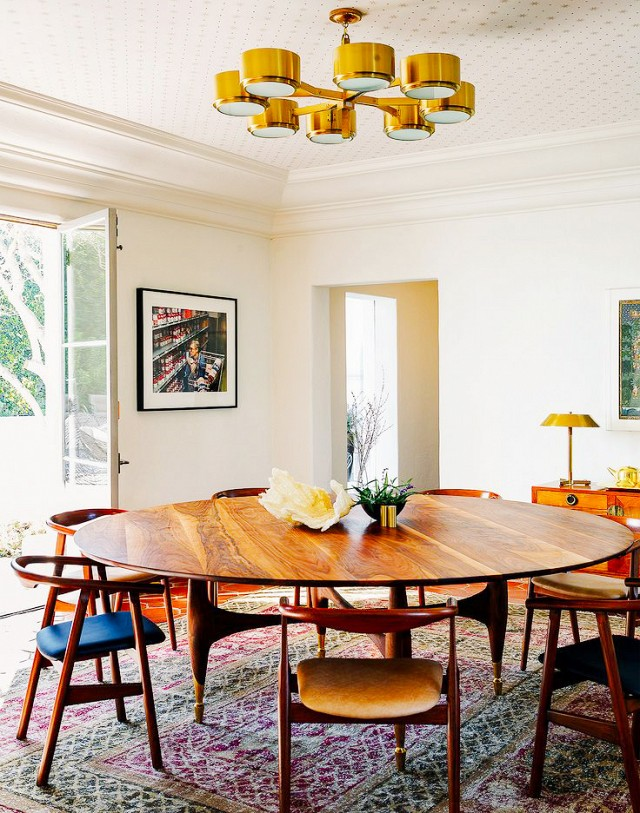 MCM Dining room